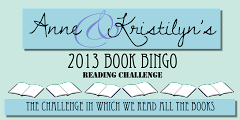 2013 Book Bingo Reading Challenge