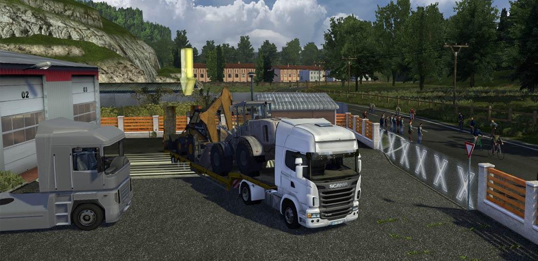 Download euro truck simulator 2 pc 2012
