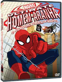 Ultimate Homem-Aranha DVDRip XviD Dublado 001