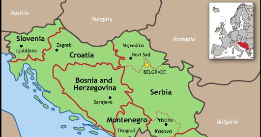Yugoslavia como ejemplo la lengua del imperio gumiabroncs Choice Image