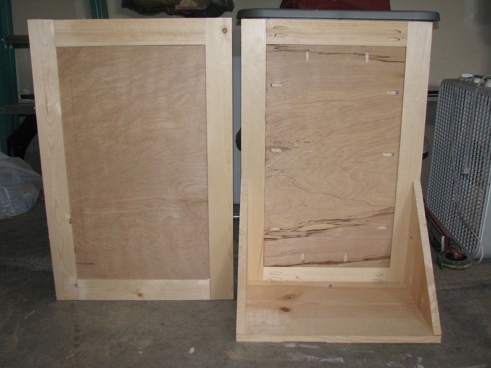 My So-Called DIY Blog: Making Cabinet Doors Using a Kreg Jig