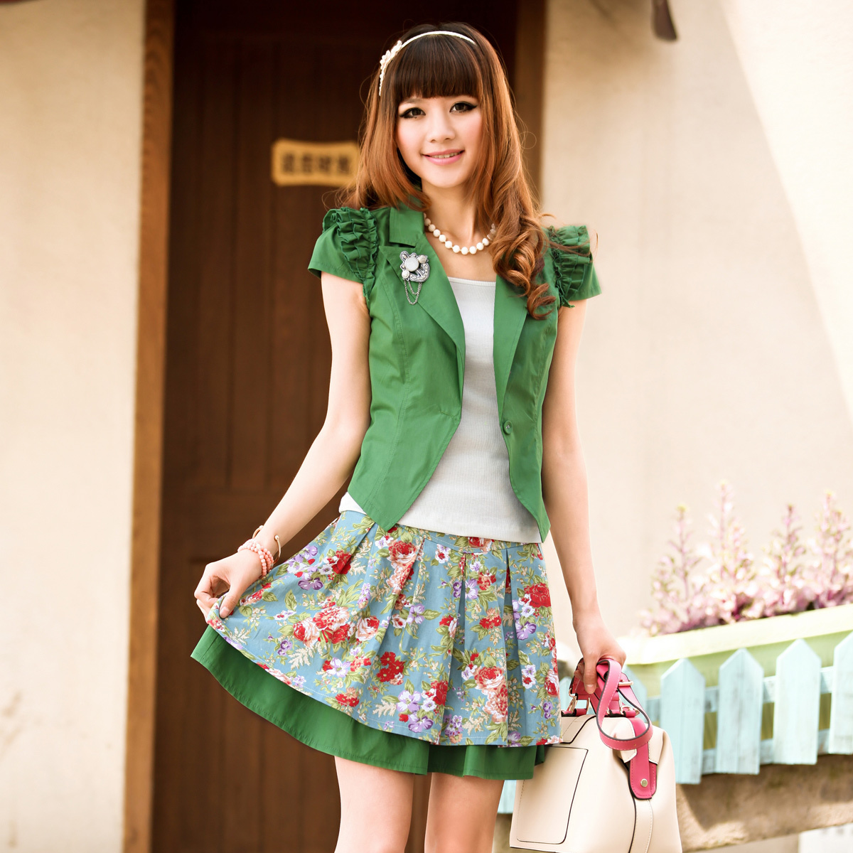 Korean summer clothing