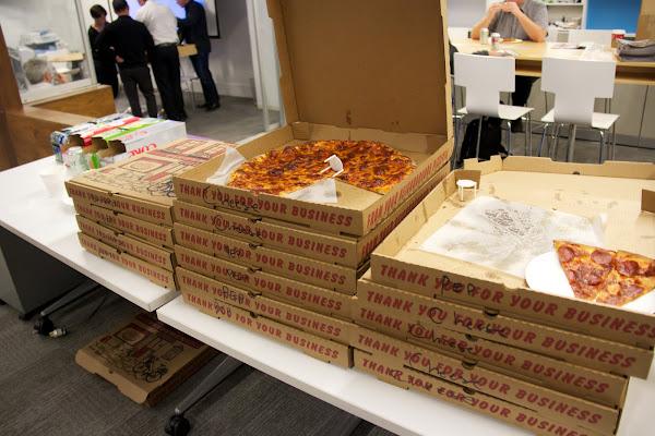 Pictures from LA DotNet December Meetup