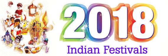 Indian Festivals 2018 - Indian Calendar & Indian Holidays List