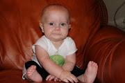 Sam at 8 Months