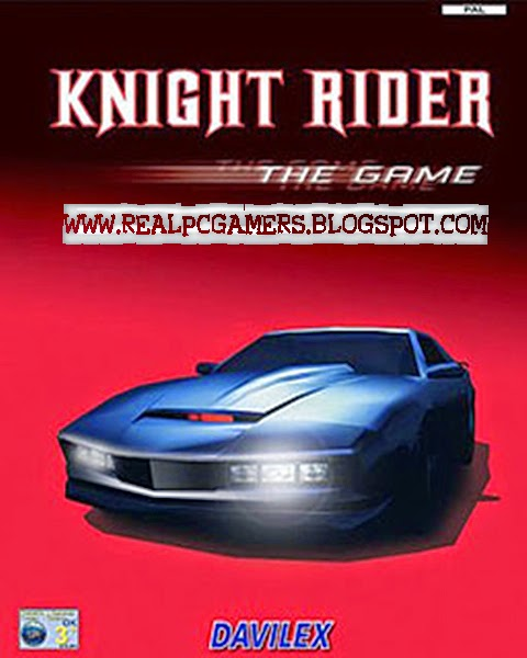 knight rider video game