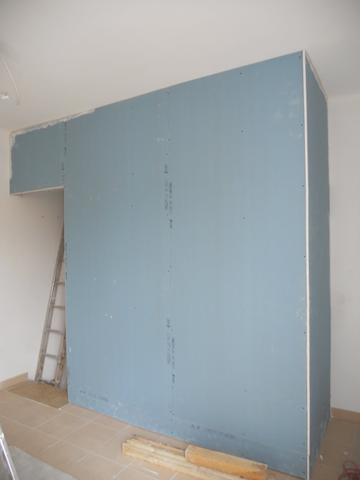 alexandre nimes plaquiste jointeur tel cloison en ba13 phonique lafarge db et. Black Bedroom Furniture Sets. Home Design Ideas