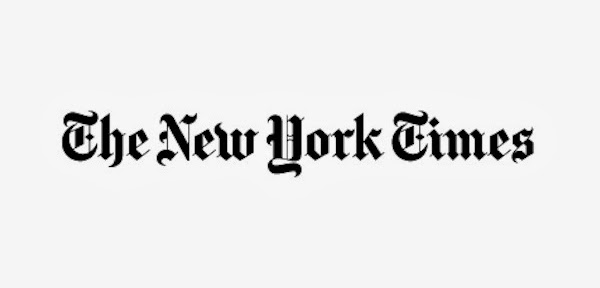 The New York Times Logo Font download