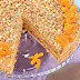 Torta cmetanny con ciruelas