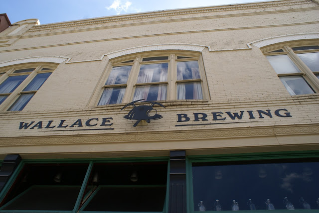 Wallace Brewing brewery beer