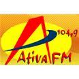 ouvir a Rádio Ativa FM 104,9 Três Rios RJ