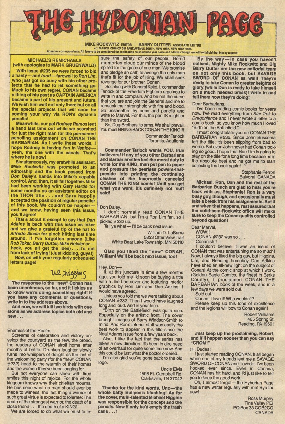 Conan the Barbarian (1970) Issue #237 #249 - English 24