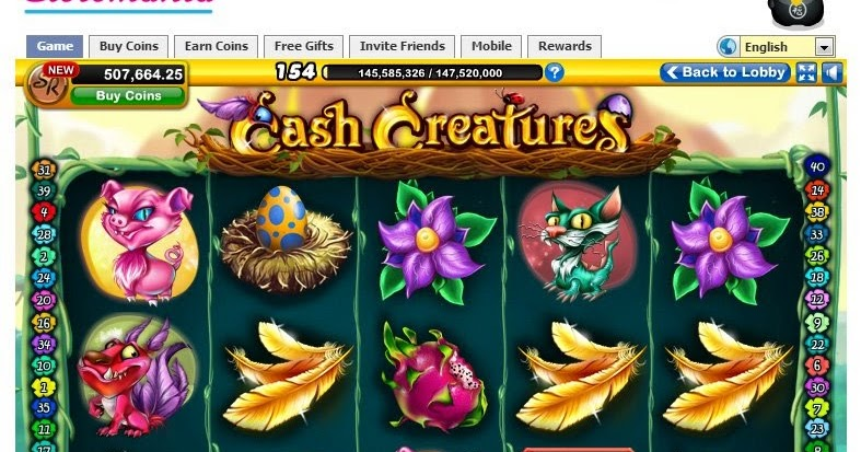 free slot games video