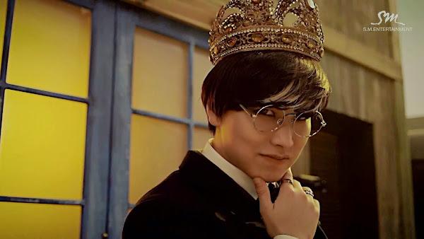 Super Junior Mamacita Sungmin