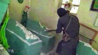 El estado islámico ha destruido la tumba del profeta jonás