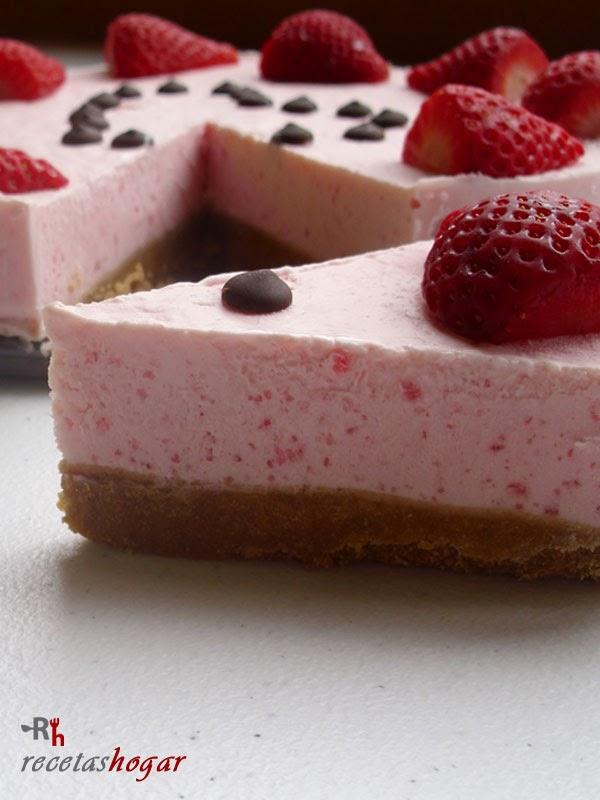 Cómo hacer tarta de Petit Suisse