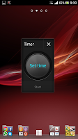 A  Geeks Way :  Xperia Small Apps : Timer