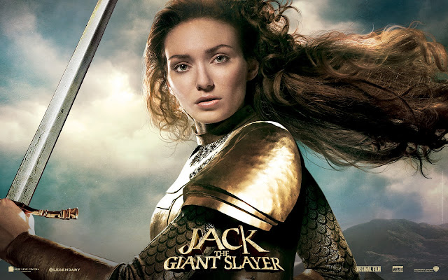 Isabelle - Jack the Giant Slayer