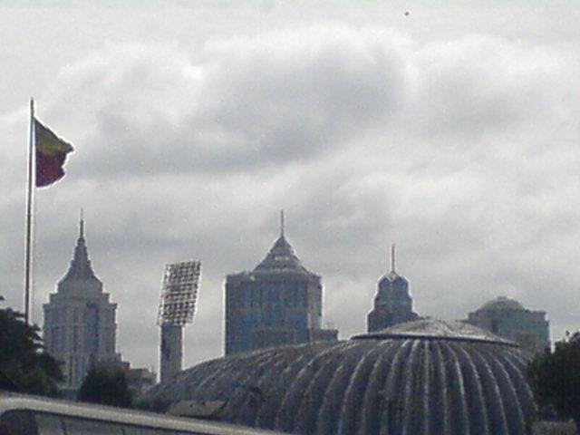 Bangalore Skyline UB City