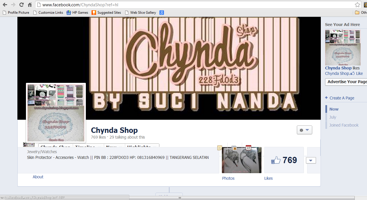 Chynda Shop By Suci Nanda Newhairstylesformen2014 Com