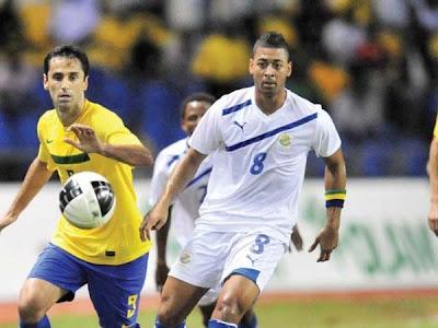 Brazil 2 - 0 Gabon (3)