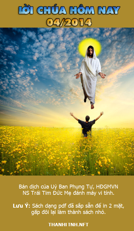 Sách Lời Chúa Hôm nay download
