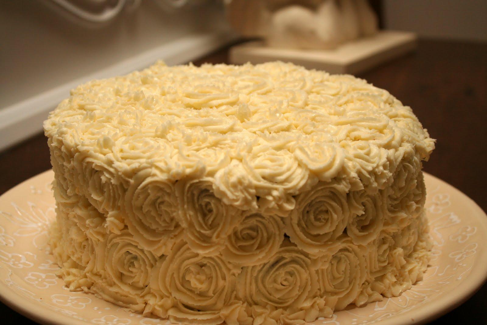 Recipes to make a birthday cake