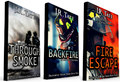 Firefighter Heroes Series Box Set
