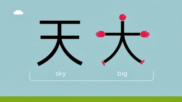 Небо + большой = очень большой