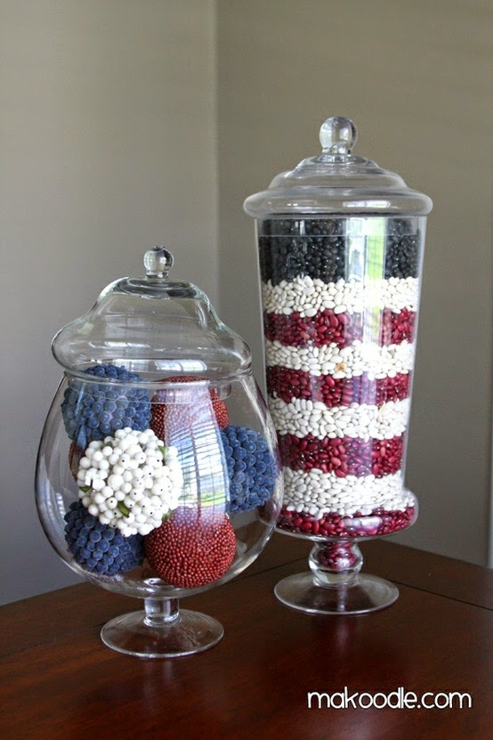 Easy July Decorations