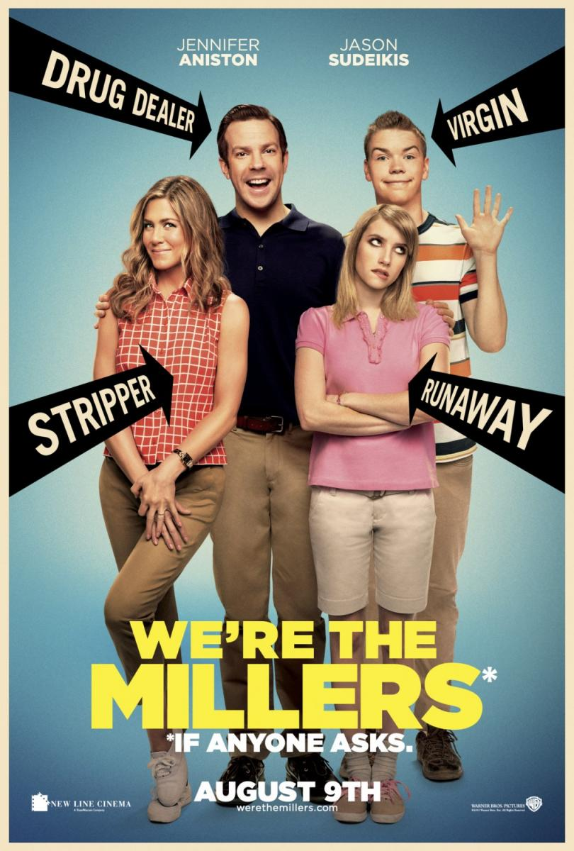 Somos los Miller (We re the Millers) 2013