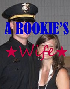 A Rookie's Wife