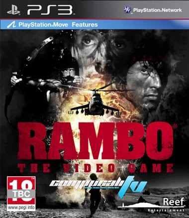 Rambo The Videogame PS3 Español EUR