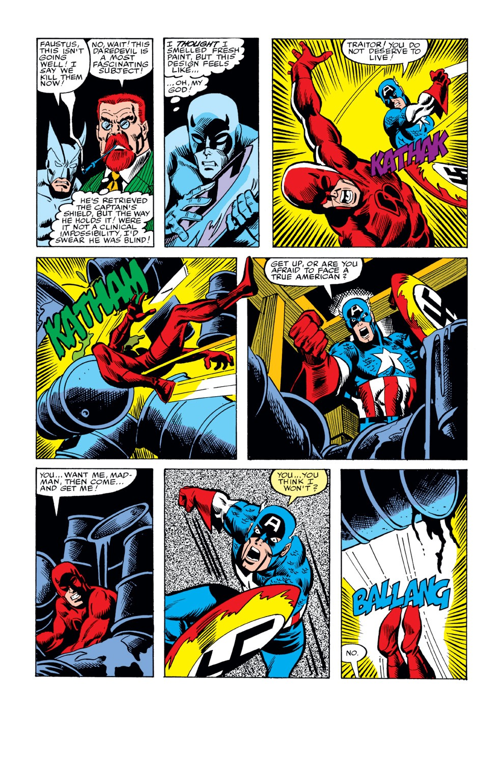 Captain America (1968) Issue #234 #149 - English 16