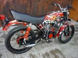 modifikasi motor rx king 1997 2 terkeren