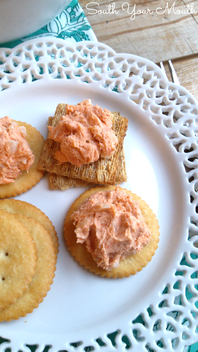 South Your Mouth: Salmon Spread