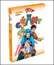 DVD 123 GÉANT