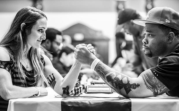 Le Millionnaire Chess de Las Vegas décomplexe ceux qui considèrent encore les échecs comme un jeu démodé - Photo © David Llada