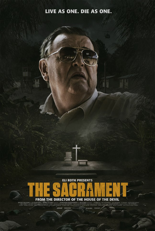 La película The Sacrament