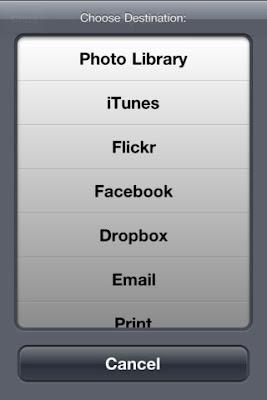 SketchBook Mobile - phan mem thiet ke anh tren Iphone