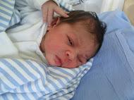 Nasceu Gabriela, dia 05/10/2011