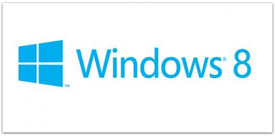 Windows 8 Logo, windows 8 official new logo