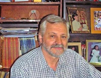 El compositor de estudios de ajedrez Mario Guido García