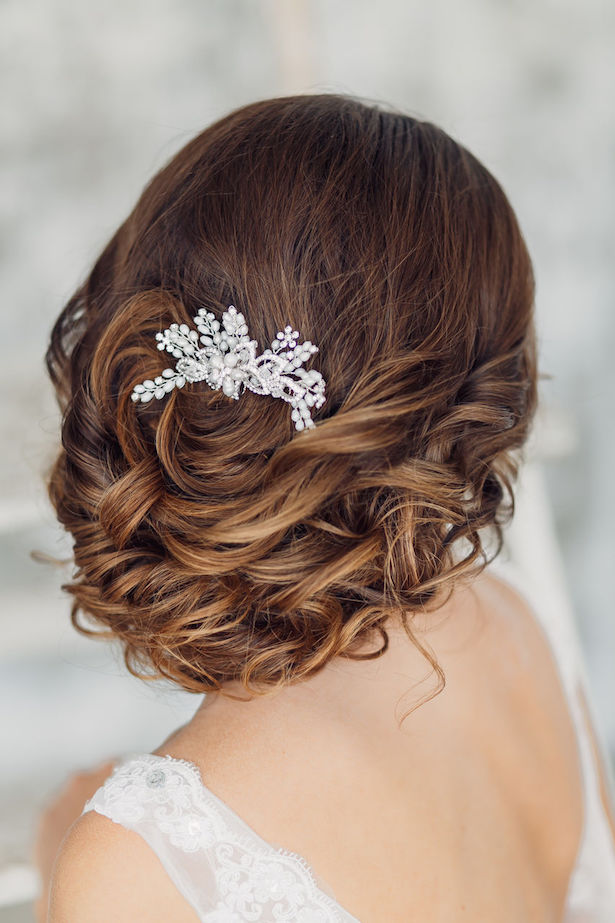 Los 10 mejores peinados de novias con tocados | Moda y Belleza