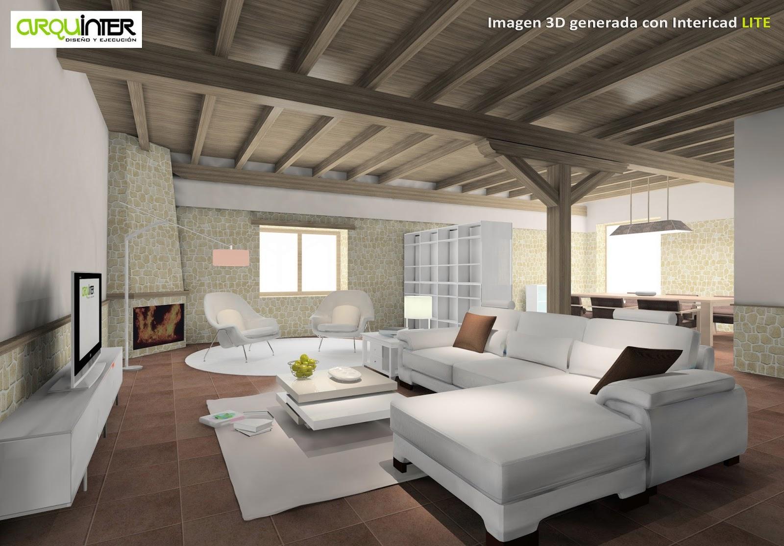 Intericad - Decorador de interiores virtual ...