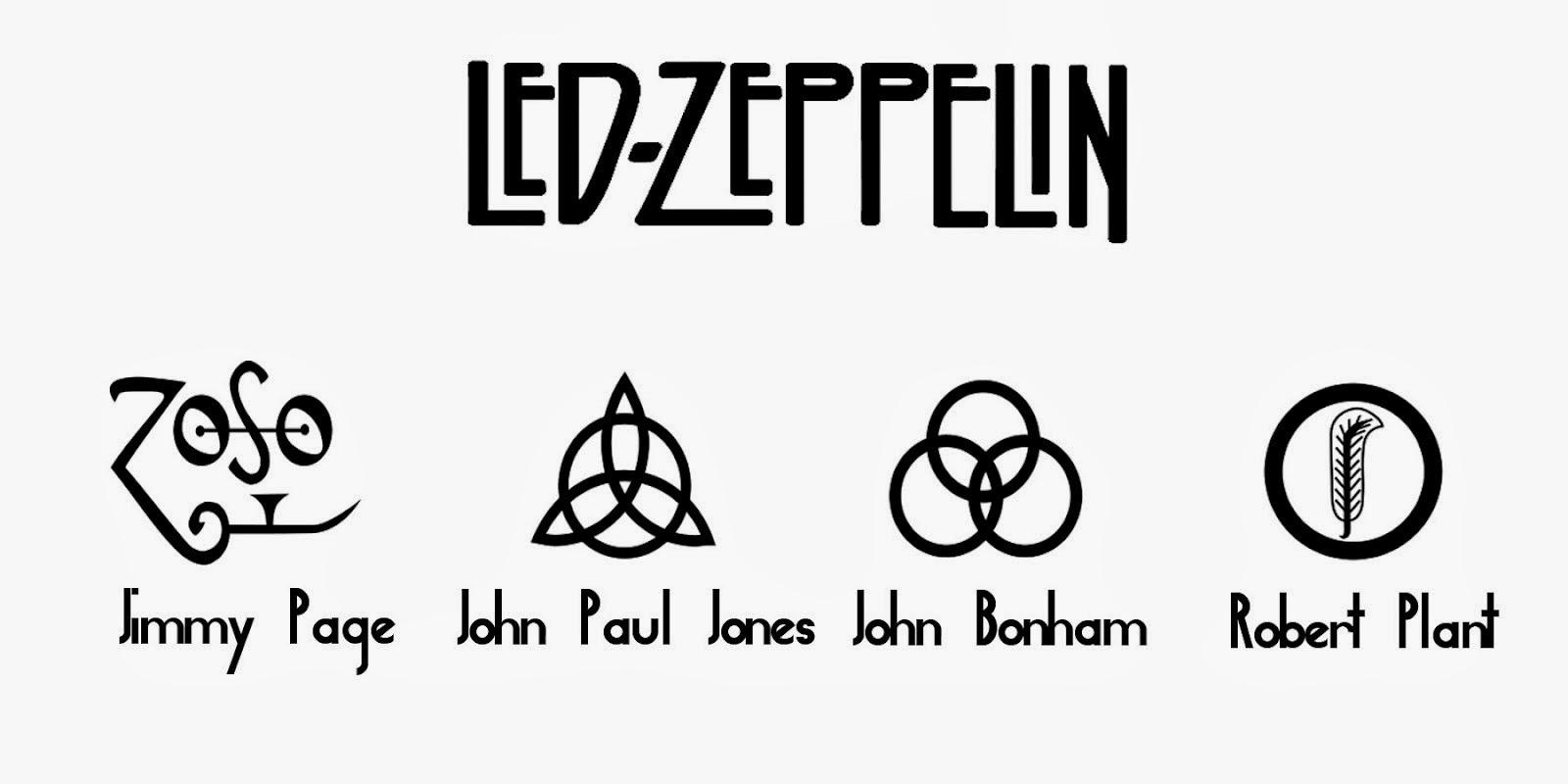 O Espao Do Msico A Capa Do Disco Iv Do Led Zeppelin