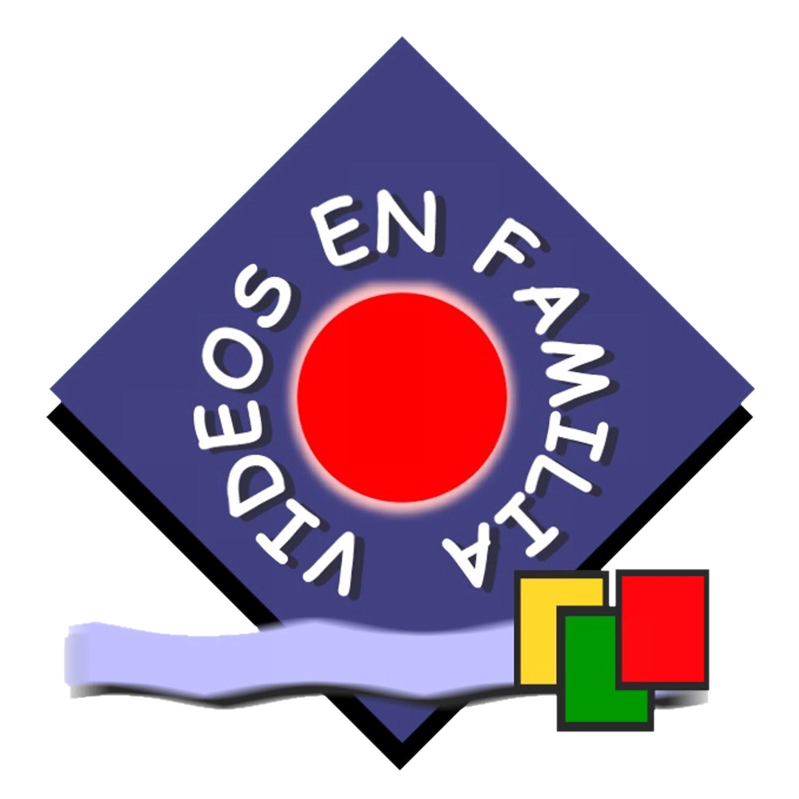 Videos en Familia - logo - Héctor Falagán De Cabo.