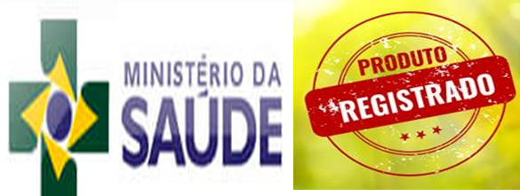 PRODUTO REGISTRADO NO MS