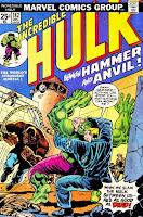 Incredible Hulk #182 cover image