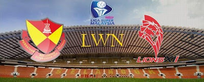 Live Streaming Liga Super Selangor Vs Lions XII 27 April 2013, Keputusan Penuh Liga Super 2013 Sabtu 27 April.